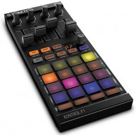 Native Instruments Traktor Kontrol F1 Pro DJ Software