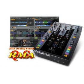 Native Instruments Traktor Kontrol Z2 Pro Mixer/Controller + Scratch Pro3