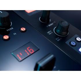Native Instruments Traktor Kontrol Z2 Pro Mixer/Controller display