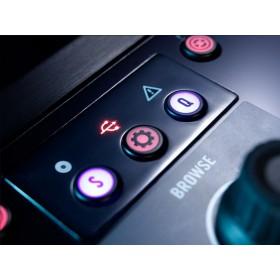 Native Instruments Traktor Kontrol Z2 Pro Mixer/Controller quantise en snap