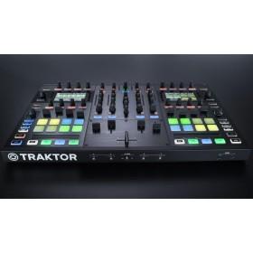Native Instruments Traktor Kontrol S8 - Digitale DJ USB Midi Controller voor schuin