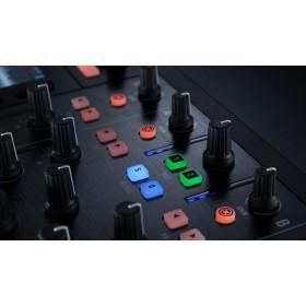 Native Instruments Traktor Kontrol S8 - Digitale DJ USB Midi Controller mixer gain