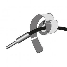 Gebruikersinstructie Adam Hall VR 2020 YEL- hook and loop Kabelbinder 20cm Geel.