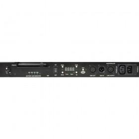 Beamz 2x Wi-bar 192 LED RGB op Batterij en kabel aansluitpaneel / achterkant