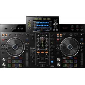 Pioneer XDJ-RX2 all-in-one DJ-controller bovenkant bediening