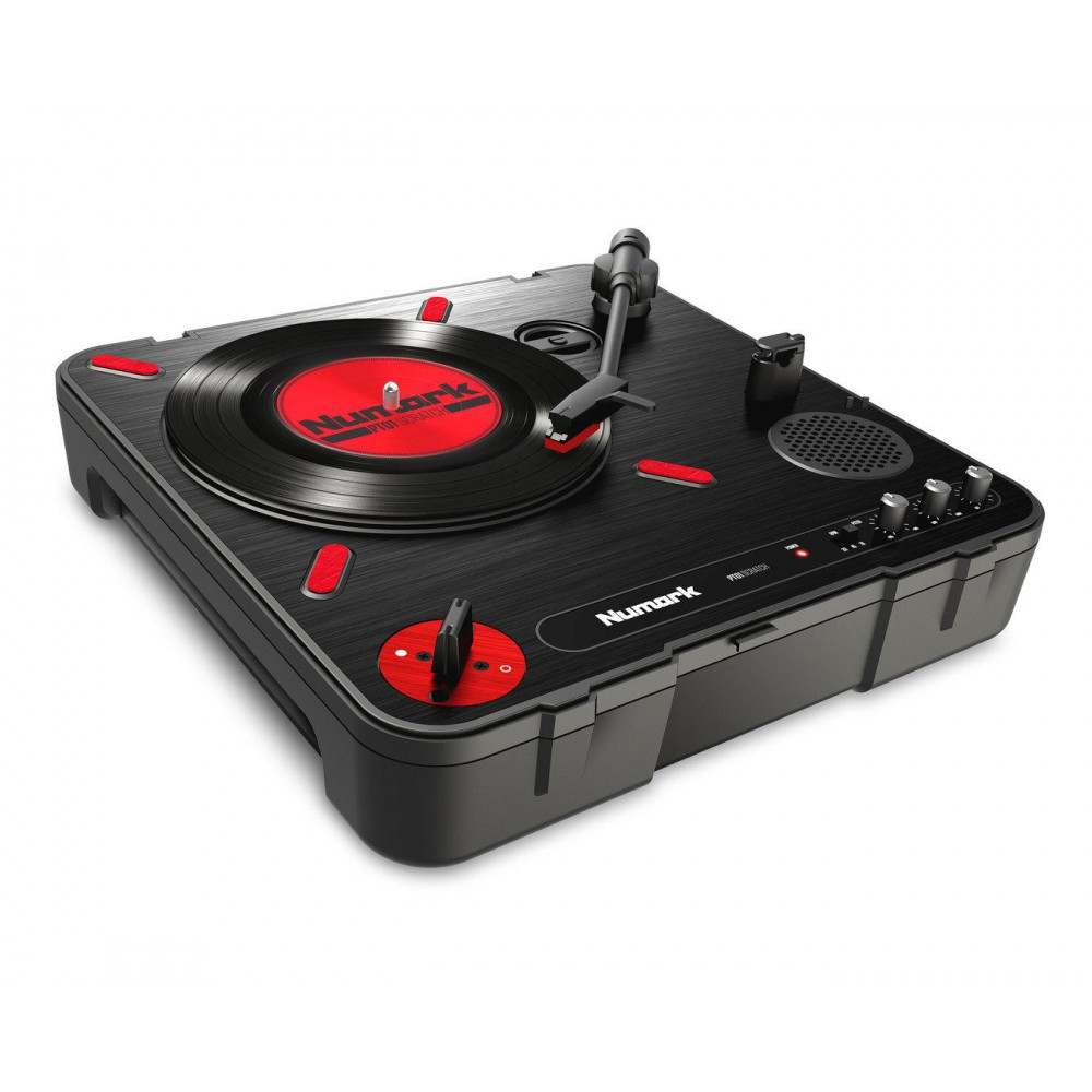 Numark PT01 Scratch Draagbare draaitafel met DJ Scratch Switch