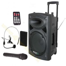 Ibiza Sound PORT15VHF-BT