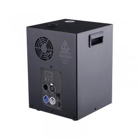Equinox Spark Stream - Vonken machine aansluitingen achterkant - inclusief afstandsbediening (sparkular)