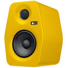 Monkey Banana Turbo4 - Gele Actieve Near-Field Studio Monitor 50W