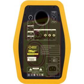 Monkey Banana Turbo5 - Gele Actieve Near-Field Studio Monitor 80W