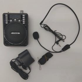 Ibiza Sound PORT1-BT - Compacte luidspreker met Bluetooth 30W compleet