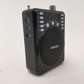 Ibiza Sound PORT1-BT - Compacte luidspreker met Bluetooth 30W voor zij