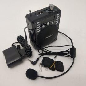 Ibiza Sound PORT1-BT - Compacte luidspreker met Bluetooth 30W alles wat in de doos zit