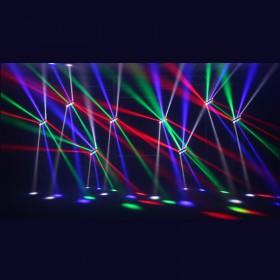 Equinox Hot Rod Moving Head - licht effect