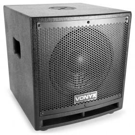 Vonyx VX1000BT Actieve speaker kit 2.2 170.104 sub voor