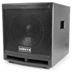 Vonyx VX1000BT Actieve speaker kit 2.2 170.104 subwoofer