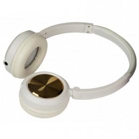 JB Systems HeadZ hoofdtelefoon wit