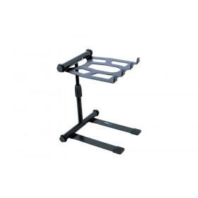 Novopro LS22M folding laptop en tablet  multi stand met tas - Zwart