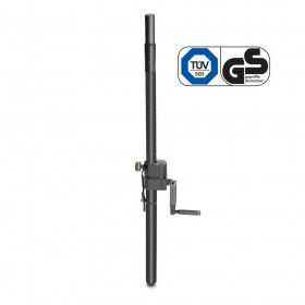 Gravity SP 2472 B Verstelbare Speaker Pole