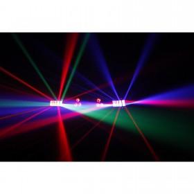 JB Systems Party Bar 4-in-1 lichteffect voor mobiele dj's effect afbeelding 2