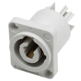 Adam Hall 7922 - Chassis connector power-out Powercon
