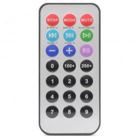 """Vonyx SPS152 Actieve Speaker 15"""" SD/USB/MP3/BT met Standaard afstandsbediening"""