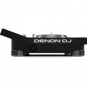 Denon DJ SC5000M Prime Pro media speler met meedraaiende jogwheel zijkant links