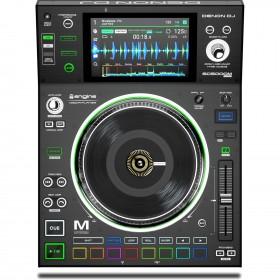 Denon DJ SC5000M Prime Pro media speler met meedraaiende jogwheel bovenkant bediening
