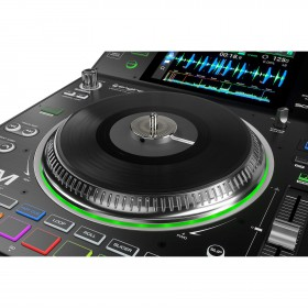 Denon DJ SC5000M Prime Pro media speler met meedraaiende jogwheel platter