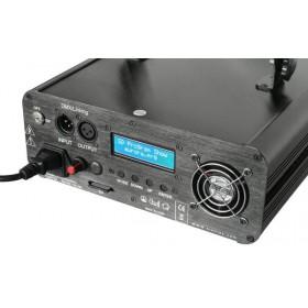 B-stock - BeamZ Cronus - Animatie Laser R/G/Y DMX SD - Achterkant