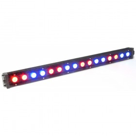 BeamZ Professional LCB48IP - Kleurenunit 16x 3W Tri-color LED's DMX