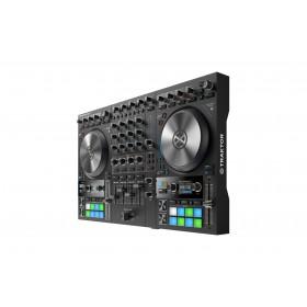 Traktor Kontrol S4 mk3 - 4 kanaals DJ controller - DJ-Verkoop.nl