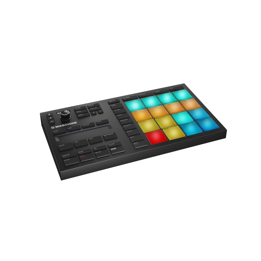 Native Instruments Maschine Mikro MK3 Midi controller - DJ-Verkoop.nl