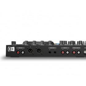 Traktor Kontrol S4 mk3 - 4 kanaals DJ controller Aansluitingen Achter Links