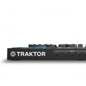 Traktor Kontrol S4 mk3 - 4 kanaals DJ controller Aansluitingen Voorkant links