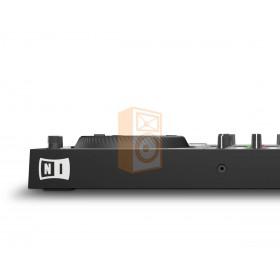 Traktor Kontrol S2 mk3 - 2 kanaals DJ controller Aansluitingen Achterkant Links