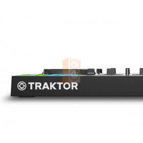 Traktor Kontrol S2 mk3 - 2 kanaals DJ controller Aansluitingen Voorkant links