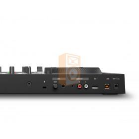 Traktor Kontrol S2 mk3 - 2 kanaals DJ controller Aansluitingen Achterkant rechts