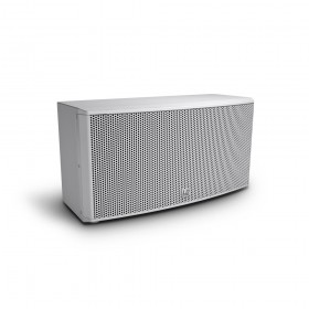 LD Systems Curv 500 ISUB W - Curv 500 Installatie Subwoofer Wit voorkant