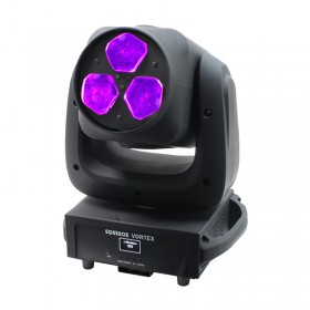 Equinox Vortex - 120W LED moving head met 3 x 40W RGBW licht bundels met zoom