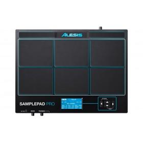 Alesis SamplePad Pro - 8-Pad Percussie en Sample-Triggering Instrument - dj-verkoop boven aanzicht