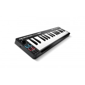 M-Audio Keystation Mini 32 USB keyboard MIDI controller - zijkant