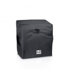 LD Systems MAUI 44 actieve PA systeem Set 2 incl Tassen en Wheelboard - sub bag