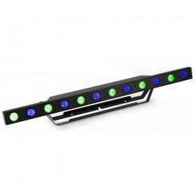 BeamZ Pofessional LCB155 - LED Bar Pixel control voorkant