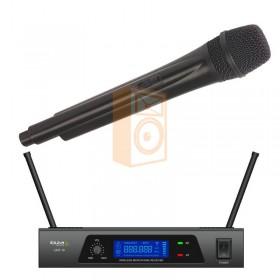 IBIZA Sound UHF10A - 1-Kanaals UHF Microfoonsysteem 864.90Mhz - DJ-Verkoop.nl
