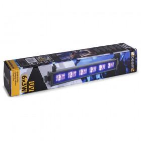 BeamZ BUV93 - LED Bar 6x3W UV verpakking/doos