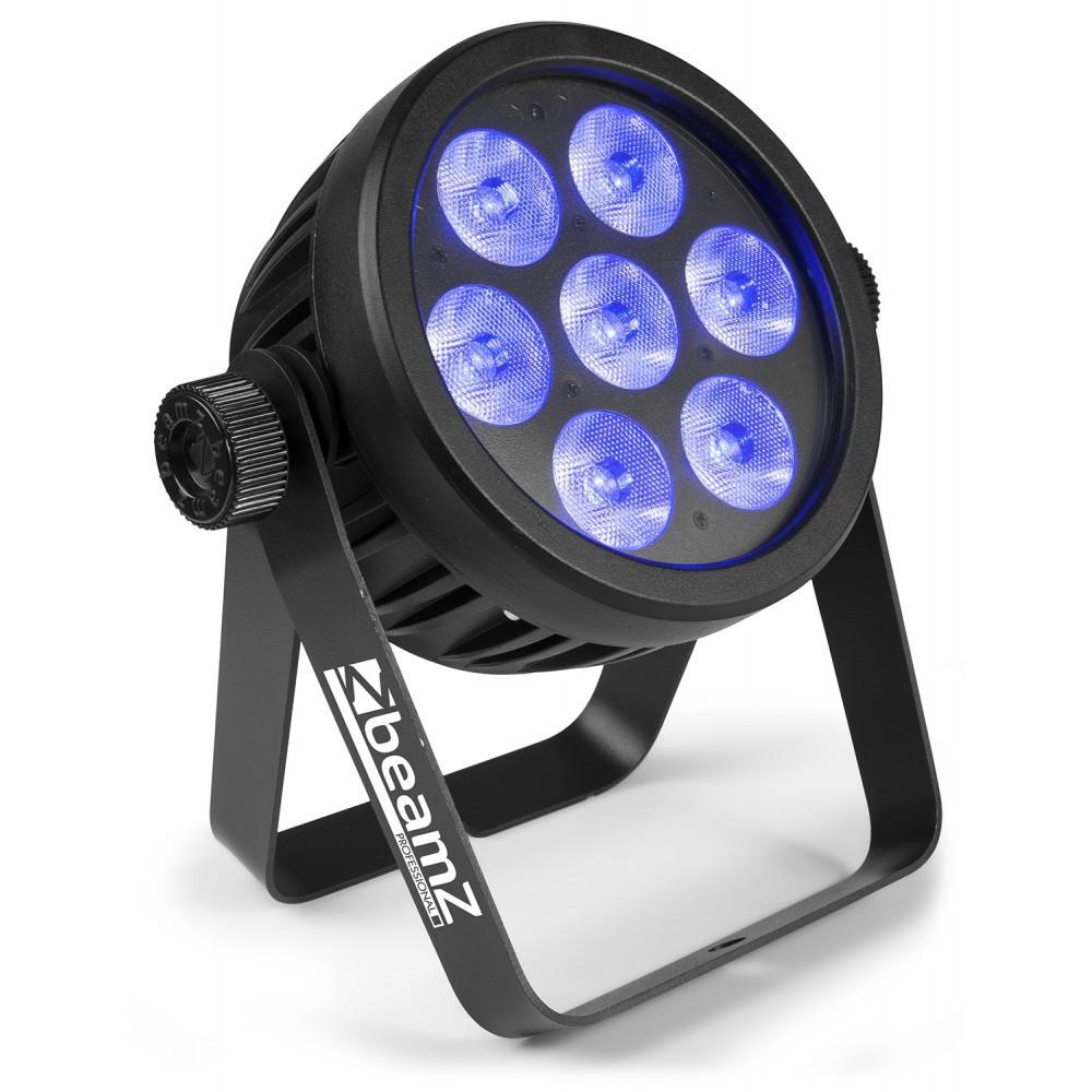 BeamZ Professional BAC500 - Aluminum LED ProPar - voorkant