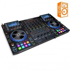 Denon DJ MCX8000 Standalone DJ Controller - kom hem in onze winkel uittesten