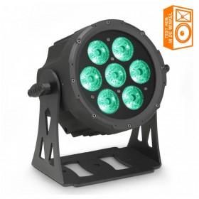 Cameo FLAT PRO 7 - 7 x 10 W FLAT LED RGBWA PAR light - kom hem in de winkel testen
