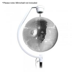voorbeeld Equinox MIRR15 Mirror Ball beugel 30-50cm met bal